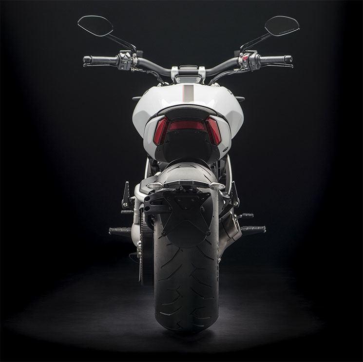 Ducati XDiavel 2018 White Iceberg