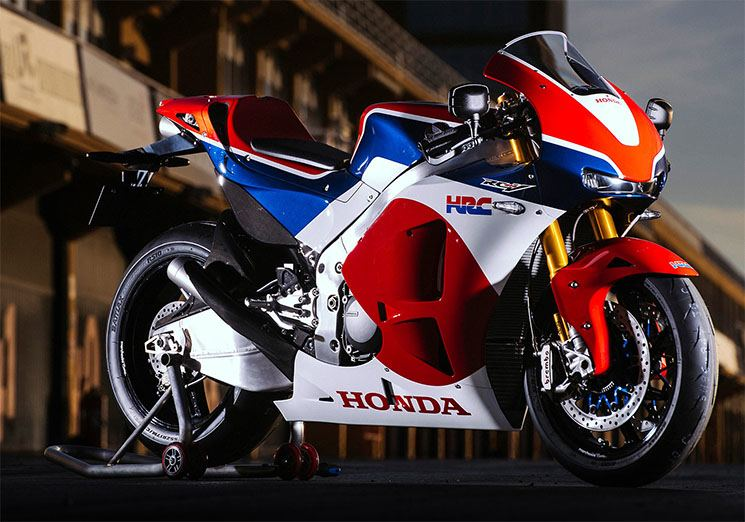 Honda RC213 VS