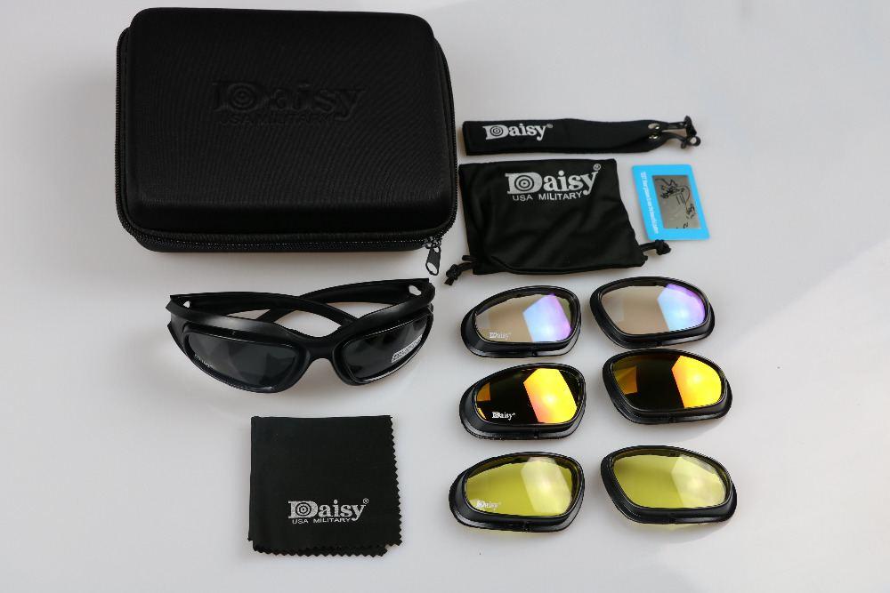 Polarized Anti-Dust Sunglasses
