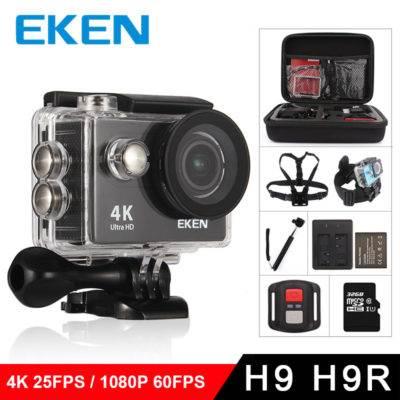 Action camera H9R Ultra HD 4K