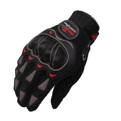 Knight Riding Motorbike Gloves