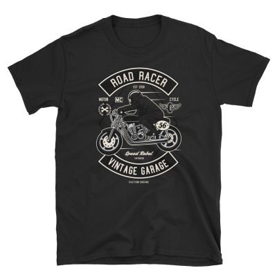 Road Racer Unisex T-Shirt
