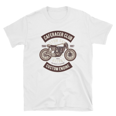 CafeRacer Club Unisex T-Shirt