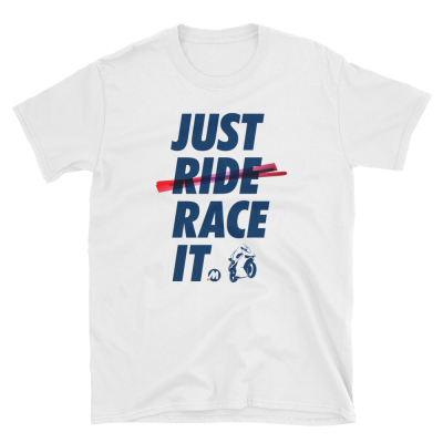Just Race it Unisex Unisex T-Shirt