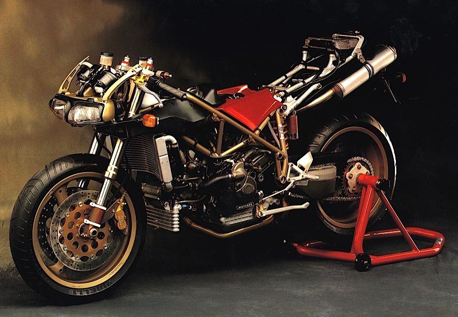 Ducati916 frame