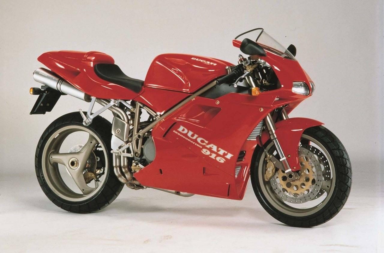 Retro Ducati 916