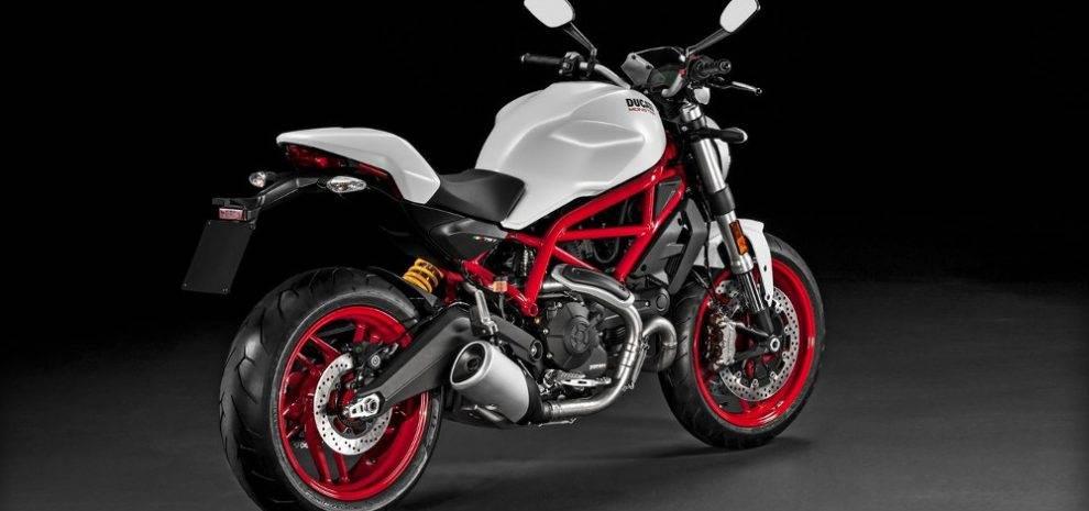 New Ducati Monster 797