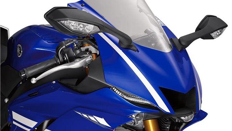 Yamaha YFZ-R6 2017