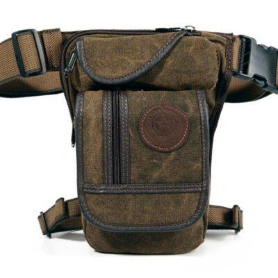 Induction Waist Leg Bag