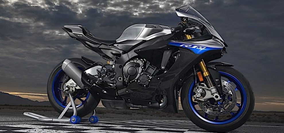 ▷ Yamaha YZF-R1 and YZF-R1M 2018 - Looking for the WSBK