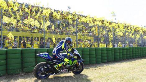 Valentino Rossi home