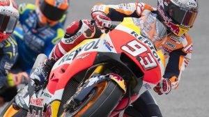 MotoGP Austin - Marquez Triumphs