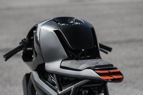 Auto Fabrica Type 11 Motorcycle