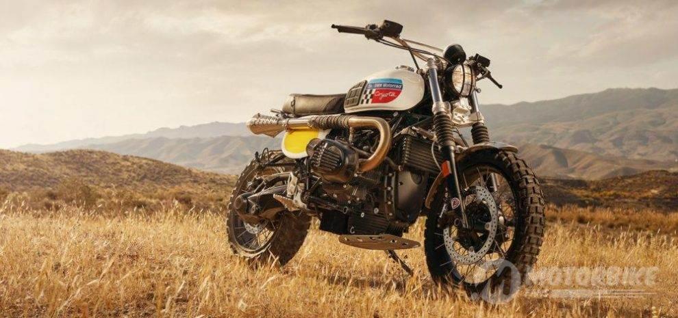 Fuel Motorcycles Coyote