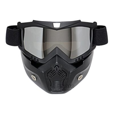 Motorcycle Face Goggles Mask
