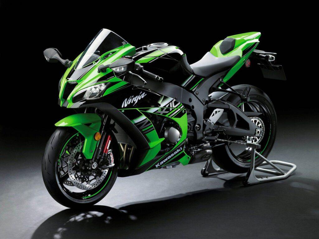 Kawasaki Ninja XZ10R
