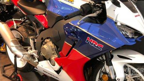 Mythical Honda RC30