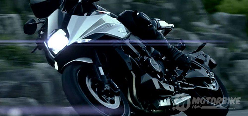 suzuki katana 2019 uncovered video motorbike fans. Black Bedroom Furniture Sets. Home Design Ideas