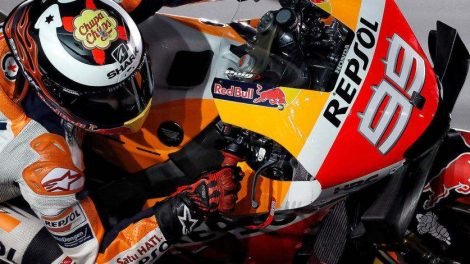 Jorge Lorenzo MotoGP Qatar 2019