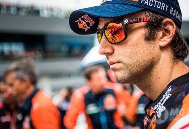 Johann Zarco Will Leave KTM