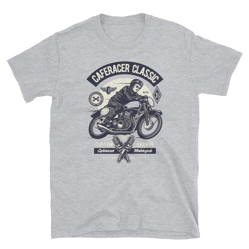 CafeRacer Classic Unisex T-Shirt