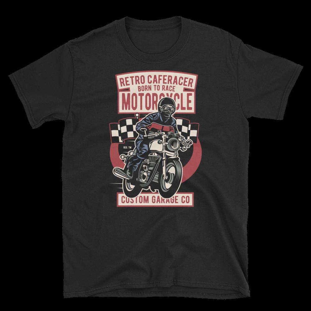 Retro Caferacer Unisex T-Shirt