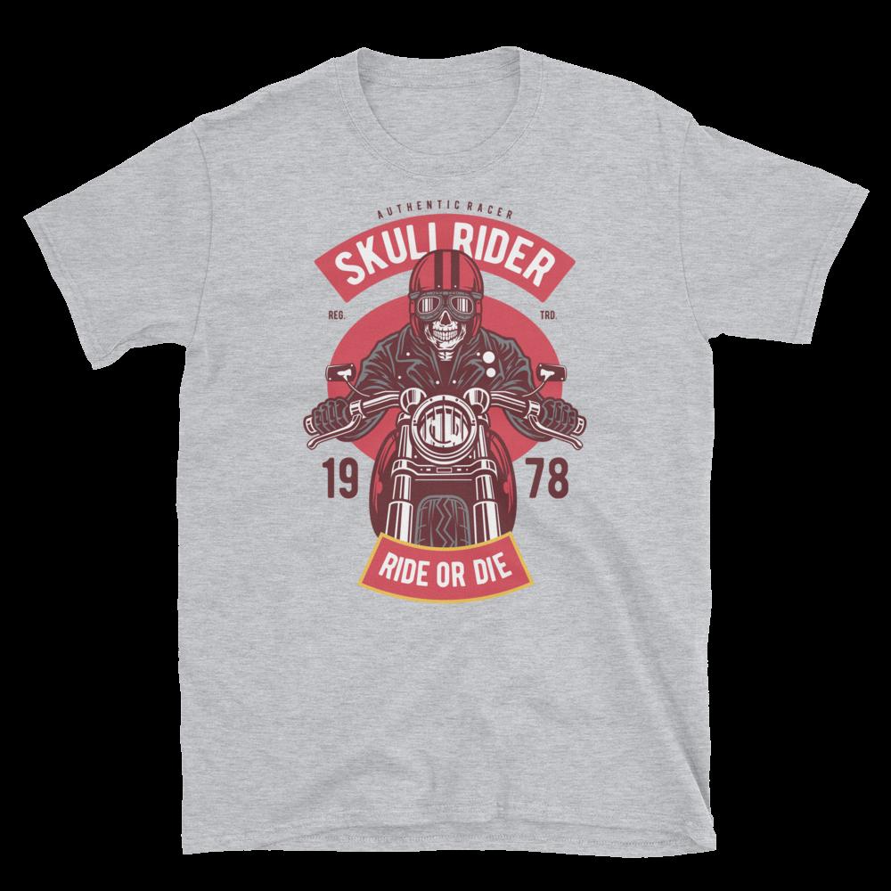 Skull Rider Unisex T-Shirt
