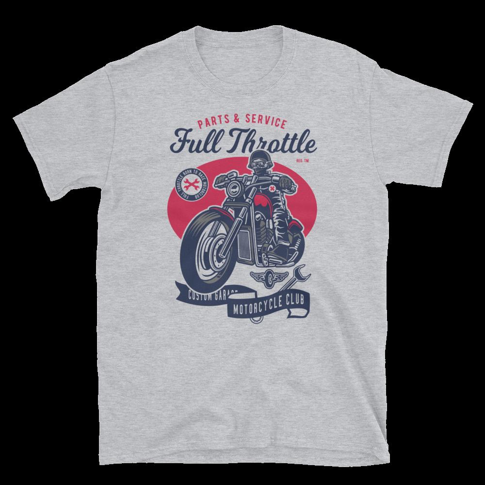 Full Throttle Unisex T-Shirt