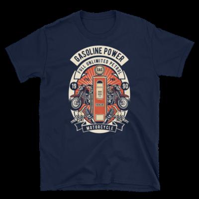 Gasoline Power Unisex T-Shirt