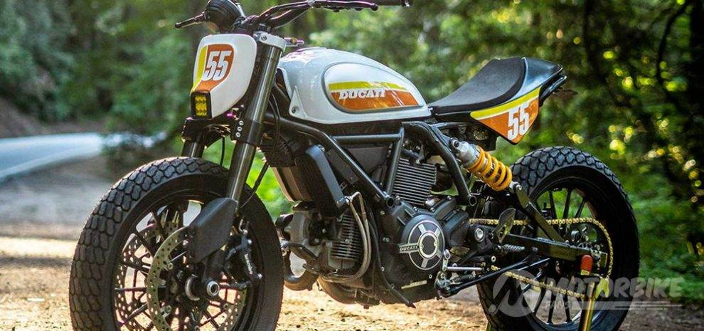 scrambler motorcycles